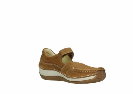 wolky chaussures a bride 04804 elation 10410 nubuck tobacco_16
