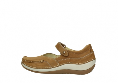 wolky chaussures a bride 04804 elation 10410 nubuck tobacco_2