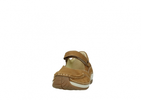 wolky chaussures a bride 04804 elation 10410 nubuck tobacco_20