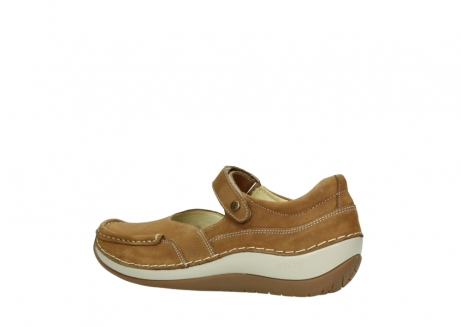 wolky chaussures a bride 04804 elation 10410 nubuck tobacco_3