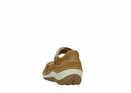 wolky chaussures a bride 04804 elation 10410 nubuck tobacco_6