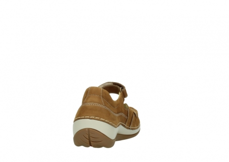 wolky chaussures a bride 04804 elation 10410 nubuck tobacco_8