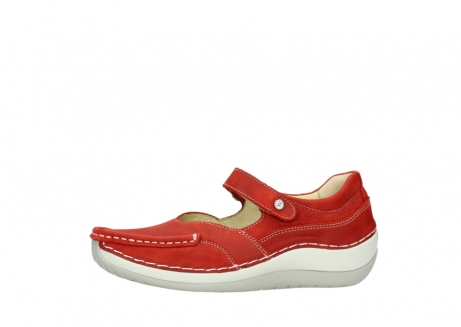 wolky chaussures a bride 04804 elation 10570 nubuck rouge_24