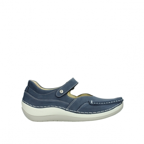 wolky mary janes 04804 10820 denim blue nubuck
