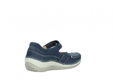 wolky mary janes 04804 10820 denim blue nubuck_10
