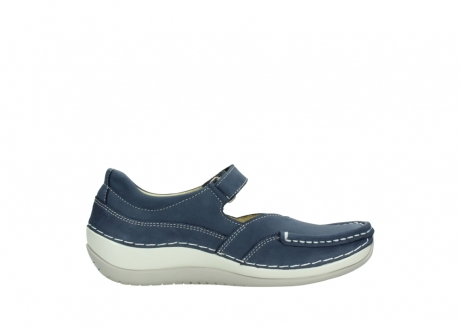 wolky mary janes 04804 10820 denim blue nubuck_13