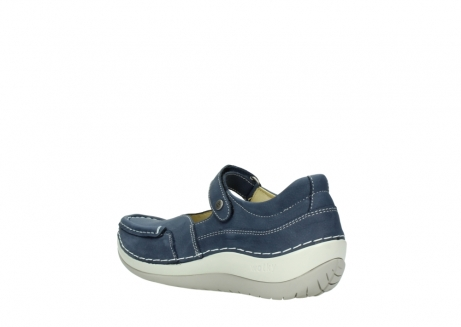 wolky mary janes 04804 10820 denim blue nubuck_4