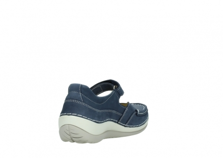 wolky mary janes 04804 10820 denim blue nubuck_9