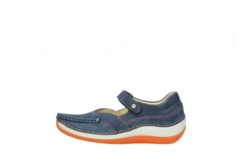 wolky riemchenschuhe 04804 elation 10830 denim orange nubuck_1
