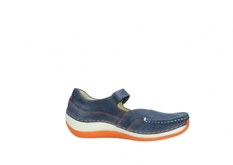 wolky riemchenschuhe 04804 elation 10830 denim orange nubuck_14