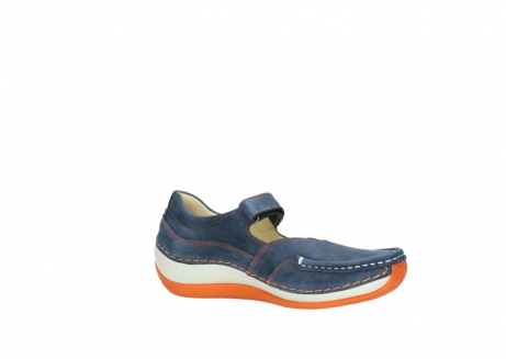 wolky riemchenschuhe 04804 elation 10830 denim orange nubuck_15