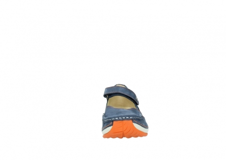wolky riemchenschuhe 04804 elation 10830 denim orange nubuck_19