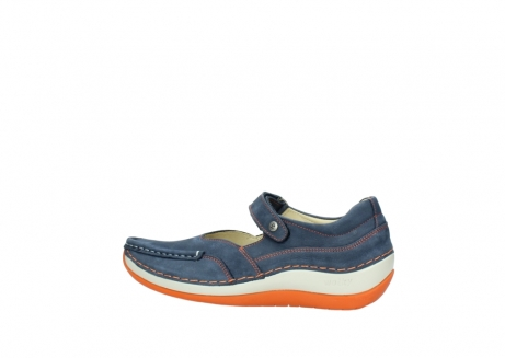 wolky riemchenschuhe 04804 elation 10830 denim orange nubuck_2