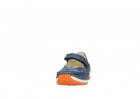 wolky riemchenschuhe 04804 elation 10830 denim orange nubuck_20