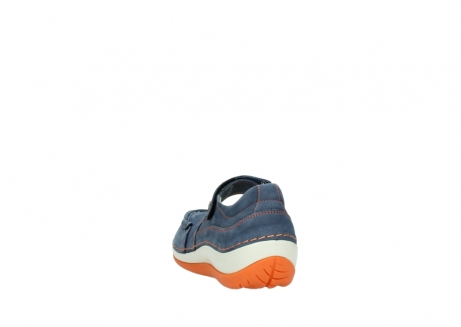 wolky riemchenschuhe 04804 elation 10830 denim orange nubuck_6