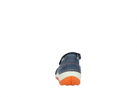wolky riemchenschuhe 04804 elation 10830 denim orange nubuck_7