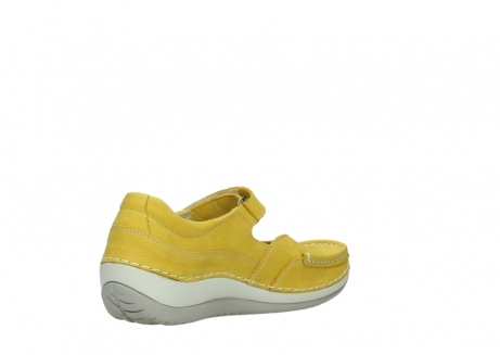wolky chaussures a bride 04804 elation 10900 jaune_10