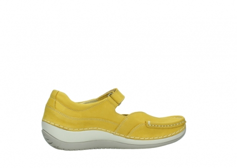 wolky chaussures a bride 04804 elation 10900 jaune_12