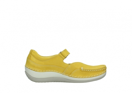 wolky chaussures a bride 04804 elation 10900 jaune_13