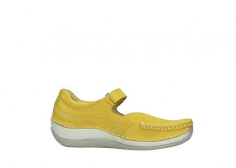 wolky chaussures a bride 04804 elation 10900 jaune_14