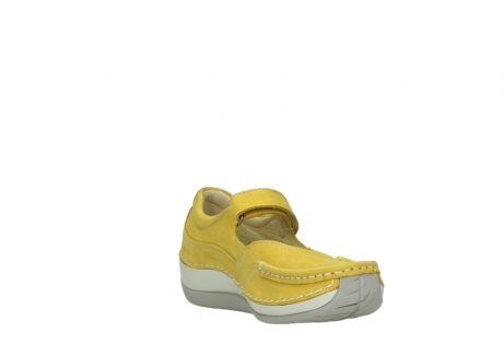 wolky chaussures a bride 04804 elation 10900 jaune_17