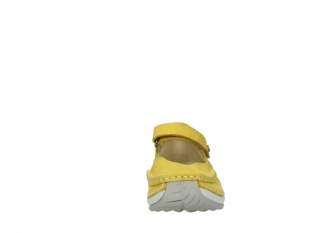 wolky chaussures a bride 04804 elation 10900 jaune_19