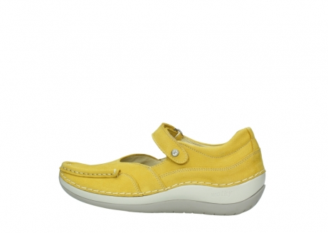 wolky mary janes 04804 elation 10900 yellow_2