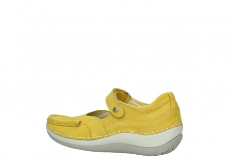 wolky mary janes 04804 elation 10900 yellow_3