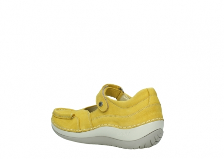 wolky mary janes 04804 elation 10900 yellow_4