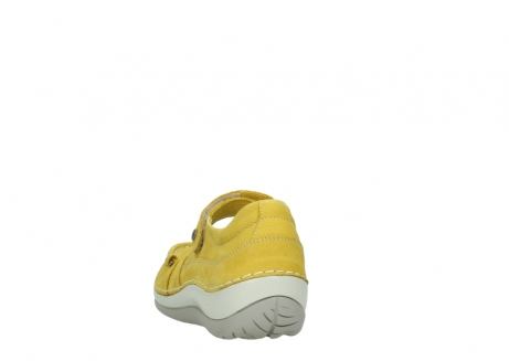 wolky chaussures a bride 04804 elation 10900 jaune_6