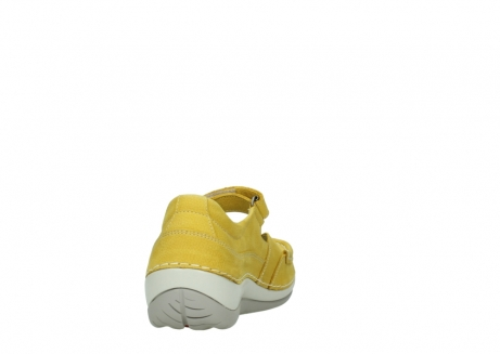 wolky chaussures a bride 04804 elation 10900 jaune_8