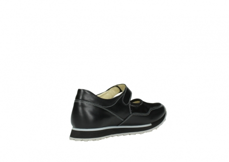 wolky mary janes 05801 e step 20000 black leather_10