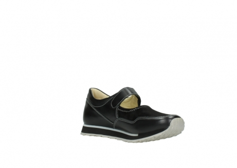 wolky mary janes 05801 e step 20000 black leather_16