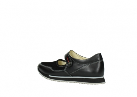 wolky mary janes 05801 e step 20000 black leather_3