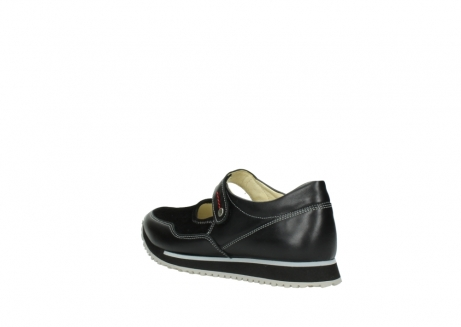 wolky mary janes 05801 e step 20000 black leather_4