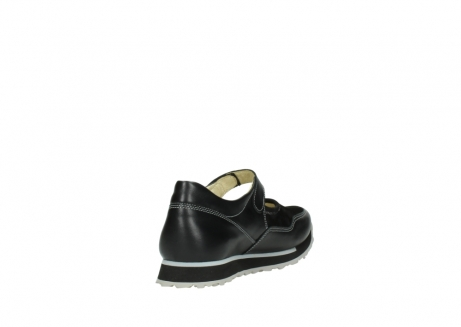 wolky mary janes 05801 e step 20000 black leather_9