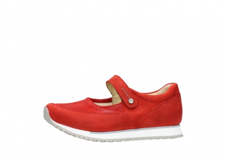 wolky riemchenschuhe 05805 e step 11500 rot stretch nubuck_24