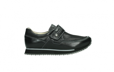 wolky mary janes 05807 e strap 20009 black stretch leather_1