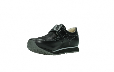 wolky mary janes 05807 e strap 20009 black stretch leather_10