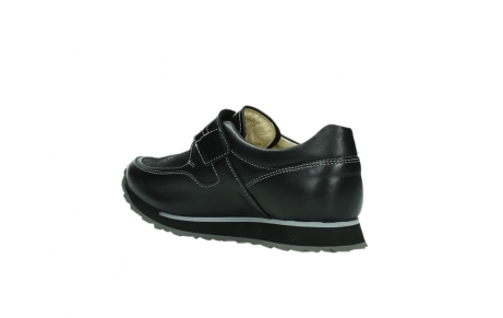 wolky mary janes 05807 e strap 20009 black stretch leather_16