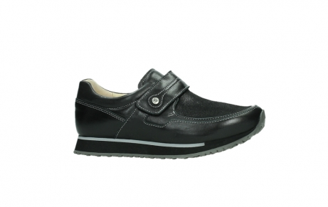 wolky mary janes 05807 e strap 20009 black stretch leather_2