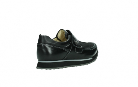 wolky mary janes 05807 e strap 20009 black stretch leather_22