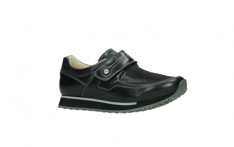 wolky mary janes 05807 e strap 20009 black stretch leather_3