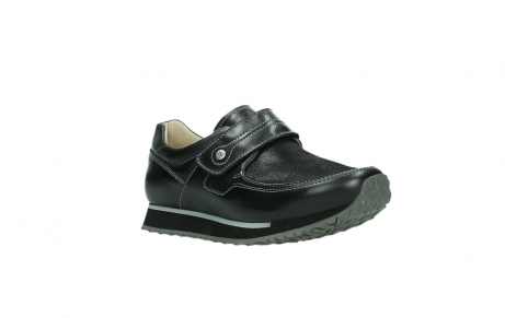 wolky mary janes 05807 e strap 20009 black stretch leather_4
