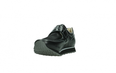 wolky mary janes 05807 e strap 20009 black stretch leather_9