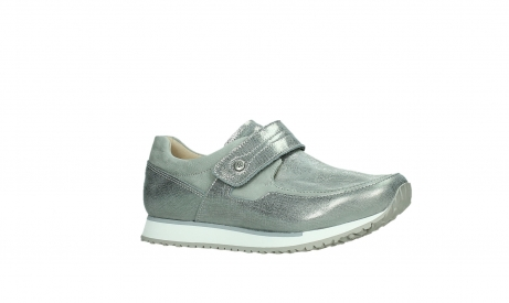wolky mary janes 05807 e strap 49200 grey stretch suede_3