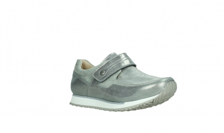 wolky mary janes 05807 e strap 49200 grey stretch suede_4