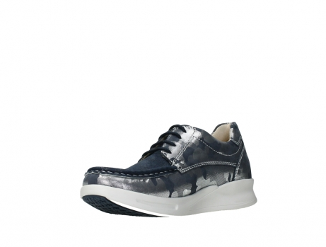 wolky lace up shoes 05901 one 14870 blue summer camouflage stretchnubuck_10