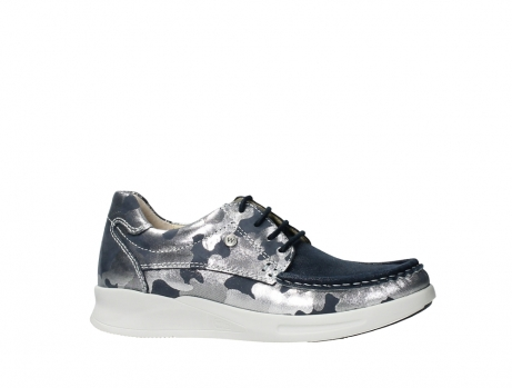 wolky lace up shoes 05901 one 14870 blue summer camouflage stretchnubuck_2