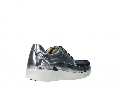 wolky lace up shoes 05901 one 14870 blue summer camouflage stretchnubuck_22